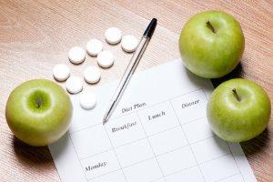 Stoffwechsel Diätplan