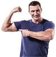 Klitschko Performance Test
