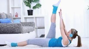 Muskeltraining ohne Geräte