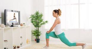 Fitnesstraining zu Hause