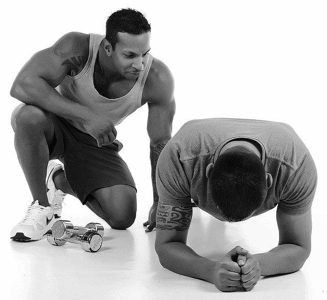 Sport zum Kalorien verbrennen