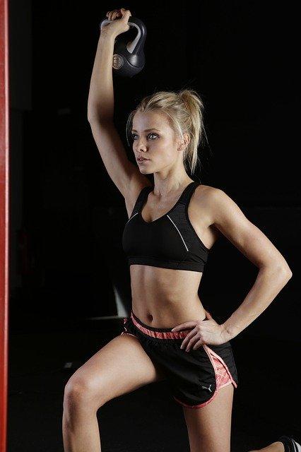 Muskelaufbau bei Frauen