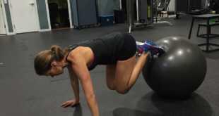 Bauch Workout
