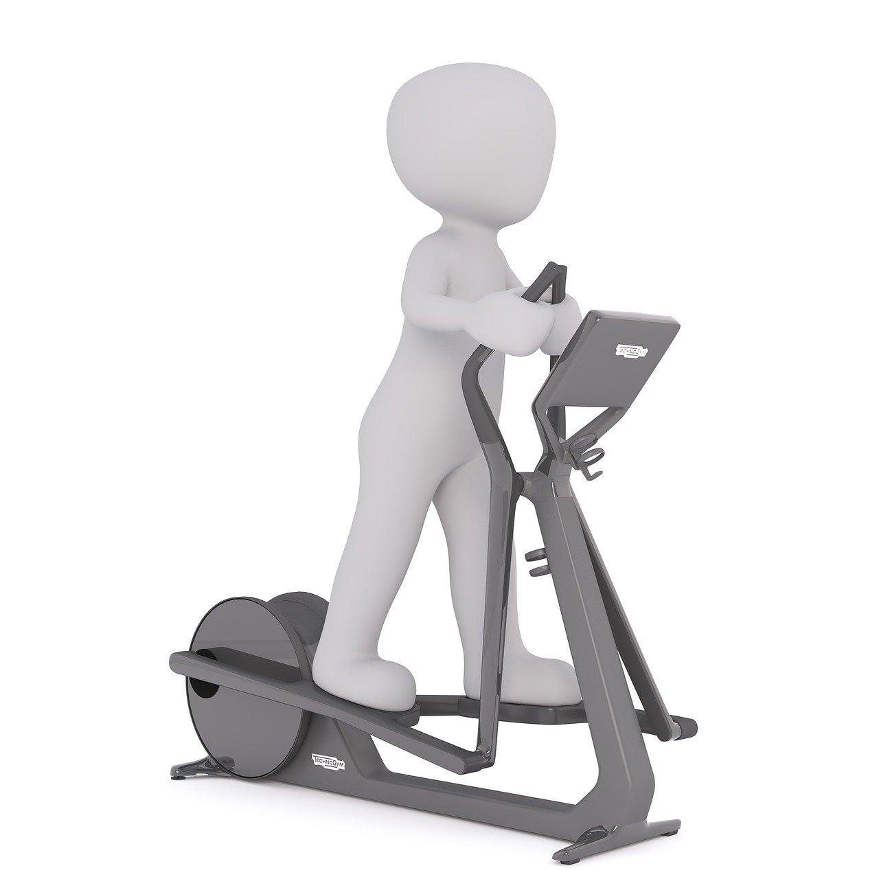 Gewichtsreduzierung mit dem Ergometer