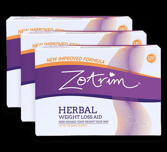 Zotrim - Klinisch erprobter Appetitzügler