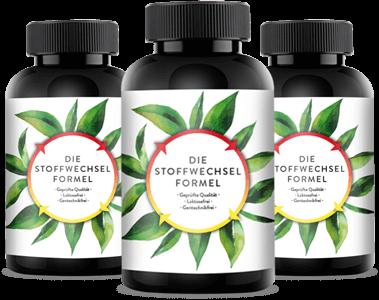 Nahrungsergänzungsmittel zur Stoffwechsel-Formel